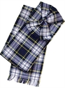 Picture of Sash Tartan Mini-Rosette