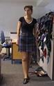Picture of Mini Kilt Ladies Tartan