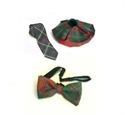 Picture of Childs Tartan Accessory Set