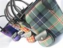 Picture of Mini Iona Bucket Style Tartan Handbag, Tartan Purse (In Your Tartan)
