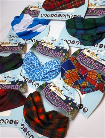Picture of Tartan MacBeanie TM
