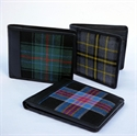 Picture of Wallets in Corporate Tartans