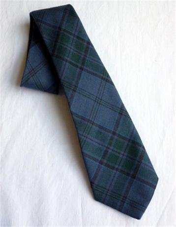 Picture of Tie, Necktie, Irish County Tartan
