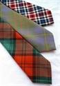 Picture of Tie Necktie Mediumweight Wool Tartan