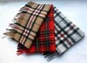 Picture of Scarf, Tartan, Luxury Cashmere