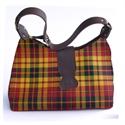 Picture of Strathearn Tartan Handbag - Islay Shoulder Style Tartan Handbag