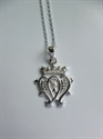 Picture of Pendant Sterling Silver Luckenbooth