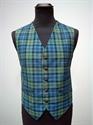 Picture of Waistcoat  (Vest) Tartan Wool