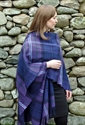 Picture of Serape, Tartan Lambswool