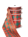 Picture of Tartan Ribbon, Polyester, Custom-Matched to ANY Tartan, 4 Widths