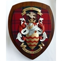Picture of Clan Coat of Arms Wall Shield